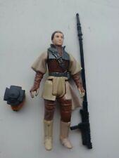 Vintage Star Wars Princess Leia Boushh with Original helmet and gun