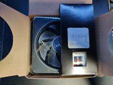 AMD Ryzen 2nd Gen 7 2700X - 4.3 GHz Eight Core Processor and wraith fan
