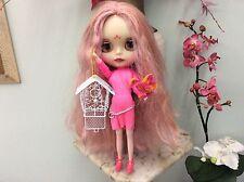 Blythe bambola bjd  custom ooak vintage doll