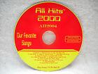 **ALL HITS MAXX PACK KARAOKE CDG DISC AH2004-BRAND NEW ORIGINAL DISC*