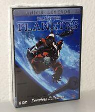6 DVD Box Anime Serie Planetes - Complete Collection - Gesamtausgabe Deutsch Neu