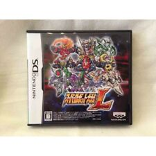 Super Robot Taisen L Nintendo DS Jap