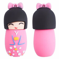 32GB usb 2.0 pen drive flash drive mémoire stick clé usb/japanese girl silicone