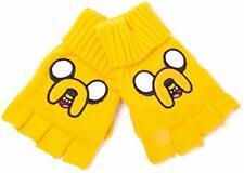 Official Adventure Time Jake Fingerless Gloves