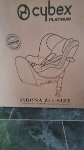 Cybex Sirona Zi i-Size Plus Soho Grey Neu Ovp