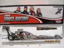 BRITTANY FORCE 2013 CASTROL EDGE COLOR CHROME  DRAGSTER 1/24