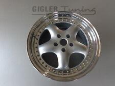 1Stk. Artec RH Edition L Felge 2Tlg. 8,5x18 5x112 Et59 Silber Pol NEU! R816 R817