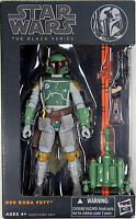 "Star Wars Black Series - 6"" BOBA FETT Action Figure - Hasbro"