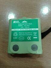 BATTERY FOR MOTOROLA TALKABOUT  4.8 V. 700 MAH, NI-MH.  REF AP-4003