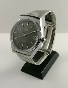 !! MONTRE ANCIENNE VINTAGE WATCH 70'S MEISTER ANKER SERVICED !!
