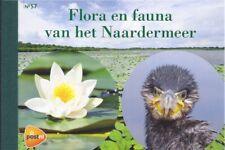 PRESTIGEBOEKJE PR 57 FLORA EN FAUNA NAARDERMEER 2015 CAT.WRD. 16,00 EURO