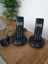 Bt Graphite 2100 Twin Telephone X2