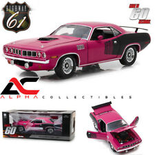 HIGHWAY 61 18010 1:18 1971 PLYMOUTH HEMI CUDA GONE IN 60 SECONDS SHANNON