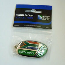 Rugby World Cup RWC 2011 South Africa Country Key Ring