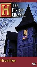Hauntings (DVD, 2005)  The Unexplained, History Channel  BRAND NEW