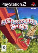 Rollercoaster World Games PlayStation 2 PS2