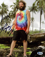 RUPERT BONEHAM SIGNED AUTOGRAPHED 8x10 PHOTO REALITY TV SURVIVOR BECKETT BAS