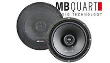 MB Quart qx-165 16.5 cm 2-Wege Altoparlante coassiale 3 ohm 80 W RMS