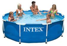 Piscina rotonda tonda Intex 28200 40029 frame fuoriterra piscine 305 cm - Rotex