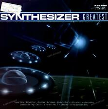Ed Starink - Synthesizer Greatest LP 1989 (VG+/VG+) '