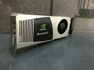 NVIDIA Quadro FX 4800 Graphics Video Card 1.5GB DDR3 (G49)^