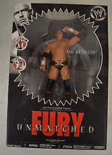 WWE Unmatched Fury Mr. Kennedy Action Figure Platinum Wrestling JAKKS Series 4