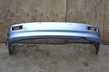 Honda Stream Rear Bumper with PDC Hole Stream 5 Door Estate 2003 Silver Bumper