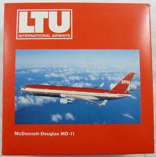 NEW HERPA WINGS 503310 LTU INTERNATIONAL AIRWAYS MCDONNELL-DOUGLAS MD-11 1:500