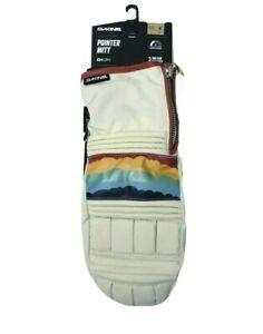DAKINE Mens POINTER MITT Snowboard Ski Mittens Gloves - HCSC Rainbow