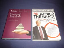 Teaching Co Great Courses DVDs          STRESS and YOUR BODY       new  + BONUS