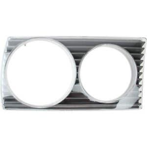 Left Headlight Door URO PARTS 123-820-03-12 for Mercedes-Benz Brand New