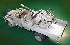 Lead Warrior 1/35 Steyr 2000A FlaK 38/103 Carrier Conversion (1500A/01) LW35030