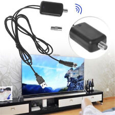 Digital HDTV Signal Amplifier Booster Cable TV Channel 25db Fox Antenna hot