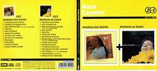 Mudanca Dos Ventos/Resposta Ao Tempo by Nana Caymmi (CD,2010, EMI)