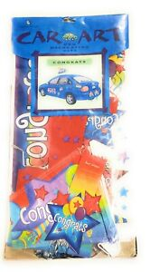 Car Decorating Kit for Graduation or Any Cause for Congratulations!  Brand New