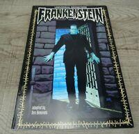 Universal Monsters: Frankenstein Graphic Comic Book Novel 1993 Dark Horse Comics