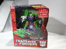 Transformers BOXED SEALED Megatron Generations