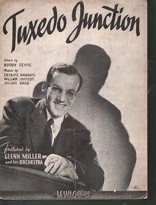 Tuxedo Junction 1940 Glenn Miller Sheet Music