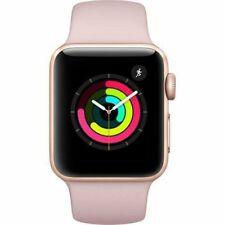 Apple Watch Series 3 - Gold - GPS - GPS + Cellular - 38MM 42MM