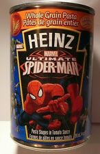 HEINZ Pasta Marvel Ultimate SpiderMan 1 398 ml 14oz Can Limited Special Edition