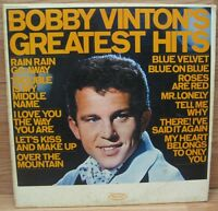 Bobby Vinton's Greatest Hits - (LN 24098) Epic Records Mono Vinyl Album **READ**