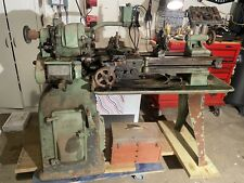 1946 South Bend Heavy 10 Lathe 4 Bed Tool Room 1 Collet Wide Bore Complete