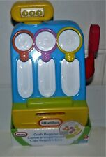Toy Cash Register Play Set by Little Tikes with Coins and Cards Age 2 and Up