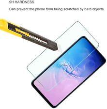 Pour Samsung Galaxy S10E Film Vitre Verre Trempé anti rayure transparent