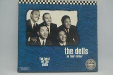 The Dells - On Their Corner : The Best Of    CD Album (Digipak Edition)