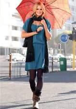 Jerseykleid, Kleid. Chillytime. Blau. Gr. 32. NEU!!! SALE%%%