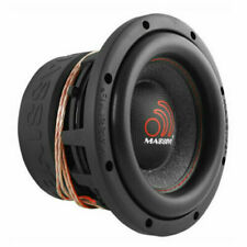 "Massive Audio HIPPO84 OG 1000 W Max 8"" Dual 4 Ohm DVC Car Stereo Sub woofer"