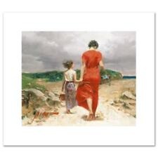 """Pino """"Homeward Bound AP"""" Signed Limited Edition Giclee on Canvas"""