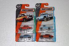 Matchbox 62 Nissan Junior 71 Skyline 2000 GTX 70 Datsun 510 Rally 71 Firtebird