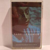 Sade - Promise (Cassette Audio - K7 - Tape)